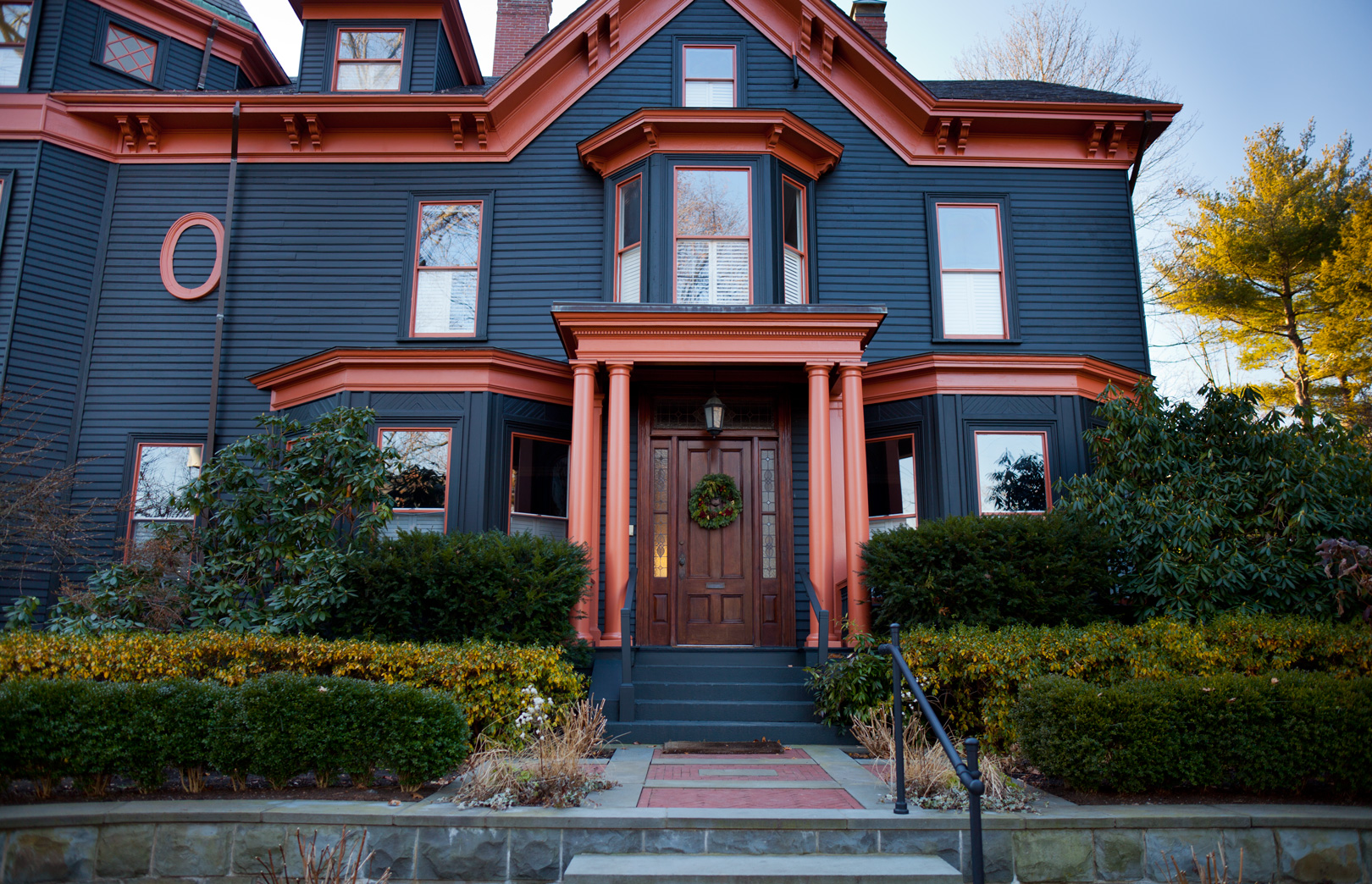 Exterior House Painting Boston