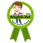 Angie's List Super Service Award winner, Optimus Painting