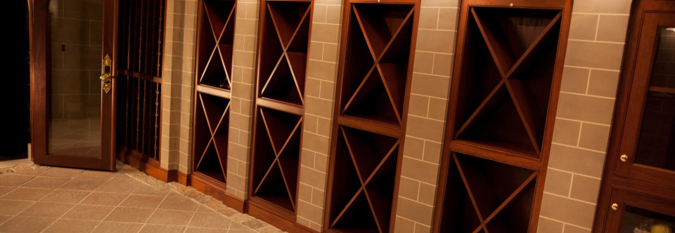 Painting a Wine Cellar