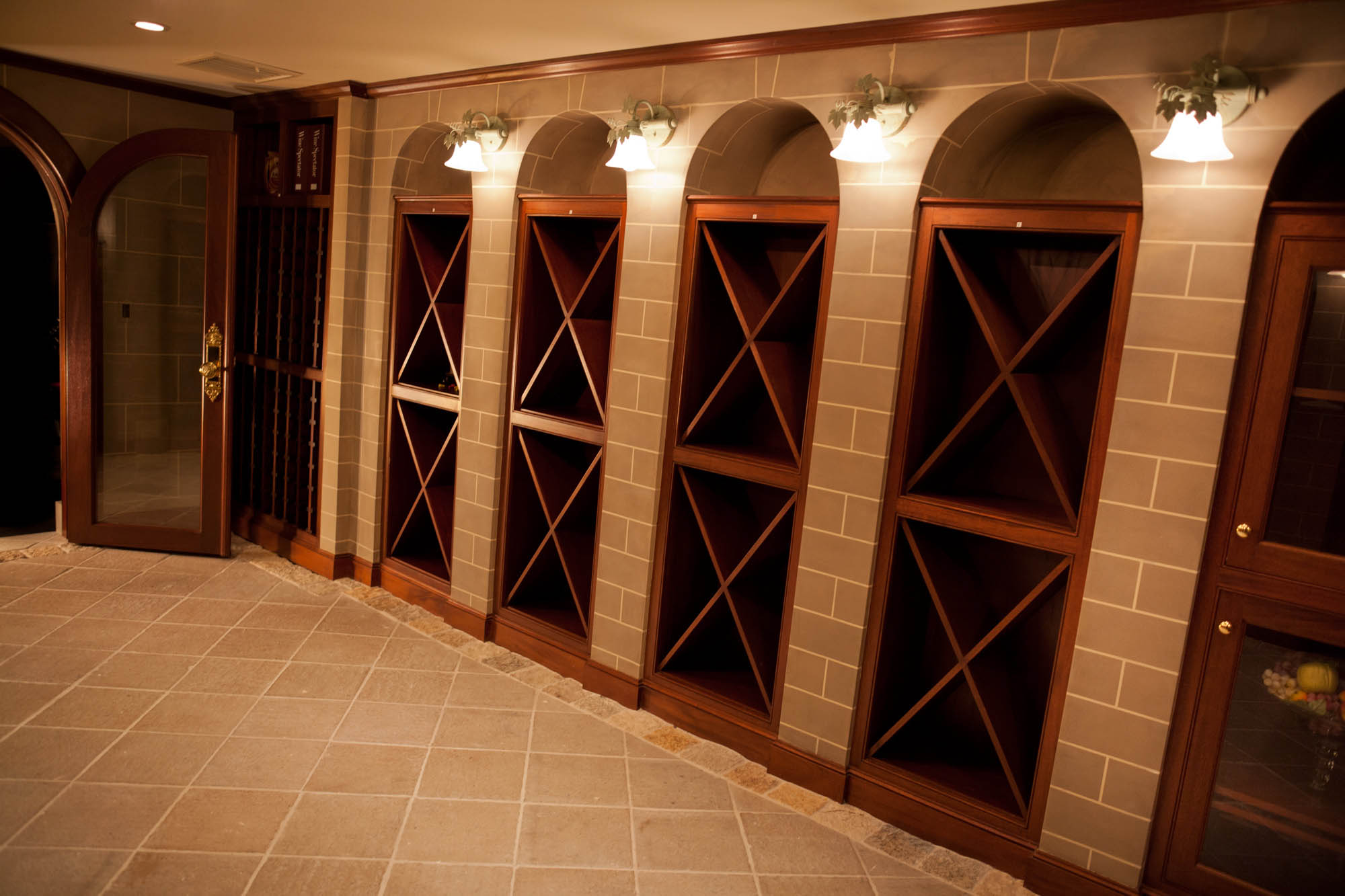 Building a wine cellar optimus painting interior for Building wine cellar